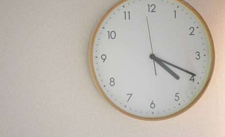 選べる時間帯