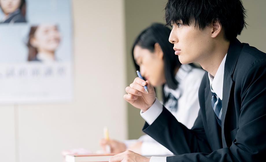 教室指導と派遣指導が選択できます